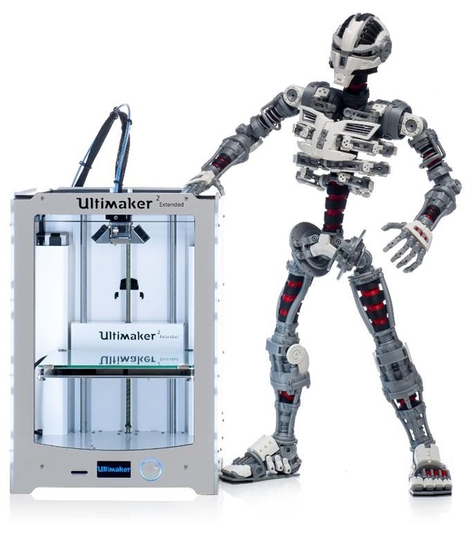 3D Yazıcıda 2 Yeni Ürün