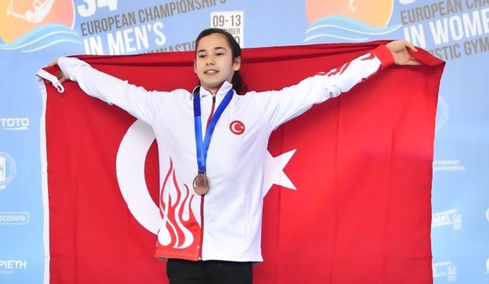Avrupa Şampiyonası'nda 'Tanrıyaşükür' madalya aldık