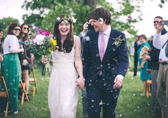 Canlandırıcı bahar düğünü fikirleri