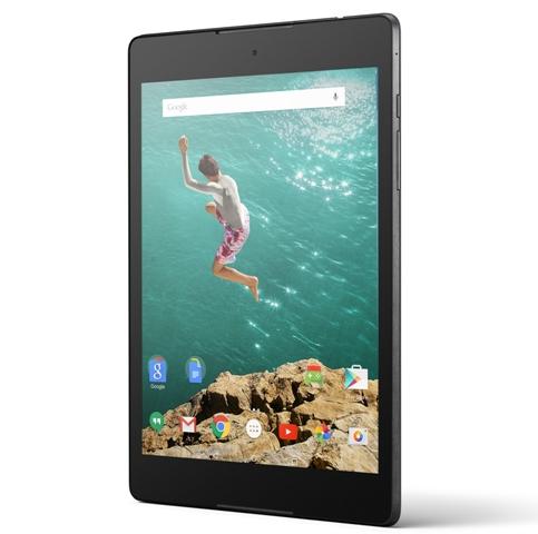 HTC ve Google İlk Android Lollipop Nexus Tableti Piyasaya Sürüyor