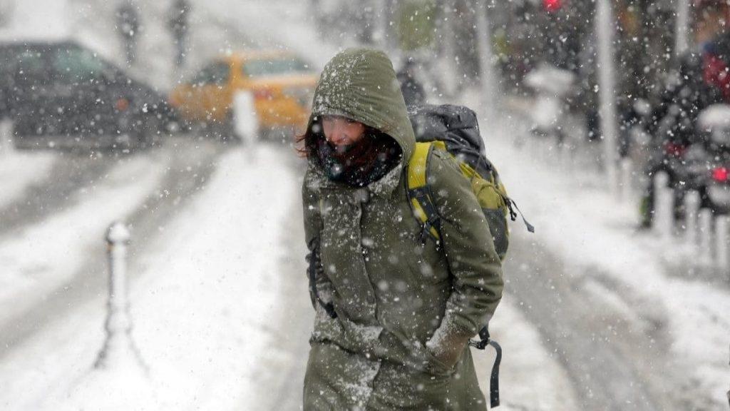 Karlı havalarda yürürken dikkat edilecek noktalar