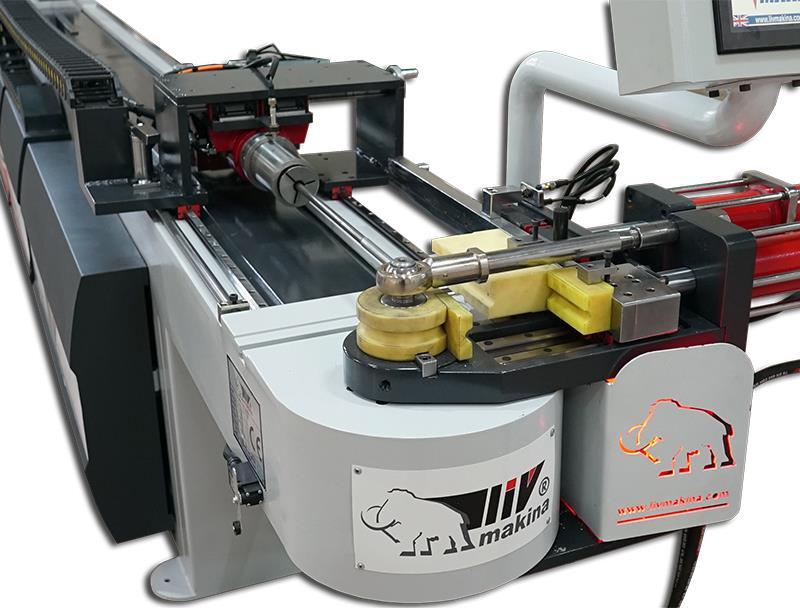 Boru Bükme Makinesi Hangi Alanlarda Kullanılıyor